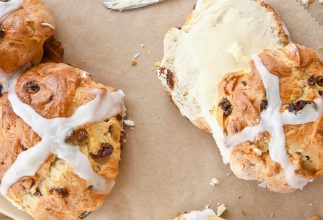 Sharing Easter, One Hot Cross Bun at a Time